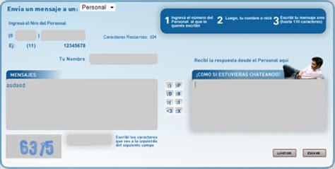 como mandar sms gratis personal sms gratis on line universo guia