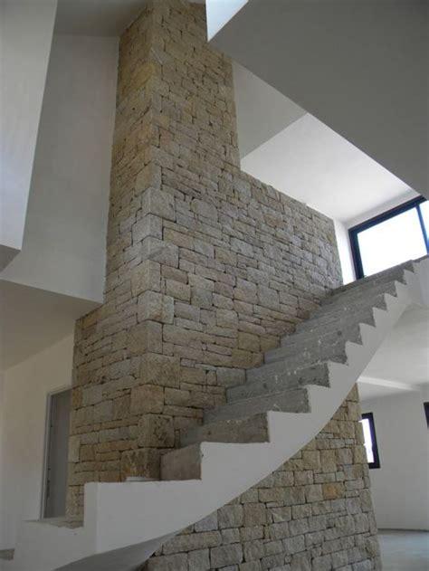 Mur En Naturelle Interieur by Escalier Mur D 233 Coratif Int 233 Rieur En Naturelle En