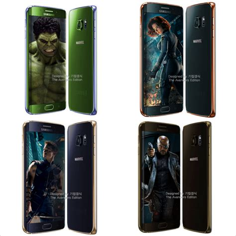 Samsung S6 Tahun Ini beginikah kerennya galaxy s6 edge versi iron