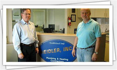 Heidler Plumbing by Annapolis Plumbers About Us Heidler Inc