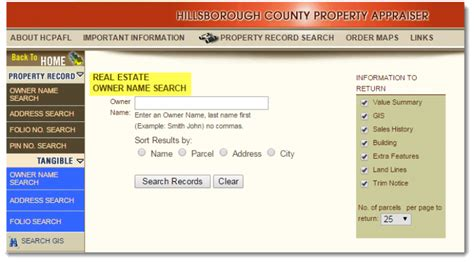 Hillsborough County Fl Property Records Inspect A Date S Property Holdings And Values In Florida Counties Inspectadate