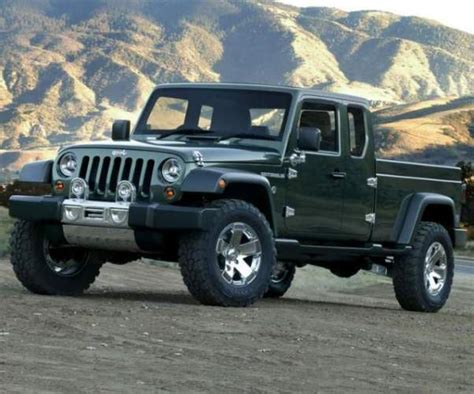 2019 Jeep 4 Door Truck by 2019 Jeep Scrambler Everything We 2018 2019 And