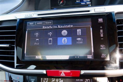 driven honda accord hybrid team bhp