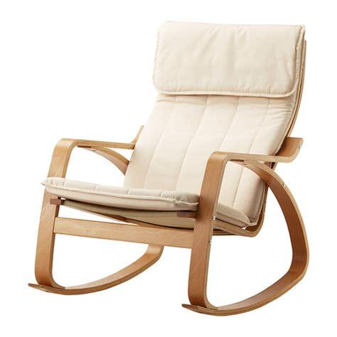 ikea sedie a dondolo po 196 ng sedia a dondolo alme naturale impiallacciatura di