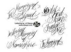 tattoo font quickpen simple cursive fonts font freak vtc bad