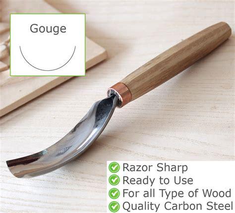 gouges woodworking 1 bent gouge chisel new wood carving tools gouges