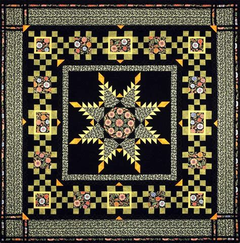quilt pattern radiant star radiant feathered star quilt pattern dfq 104 advanced twin