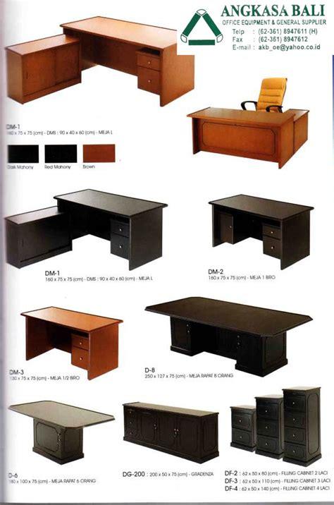 Meja Kantor Surabaya angkasa bali furniture distributor kursi meja kantor bali