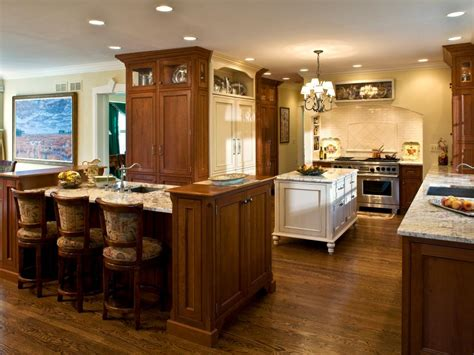 kitchen cabinet styles and trends hgtv