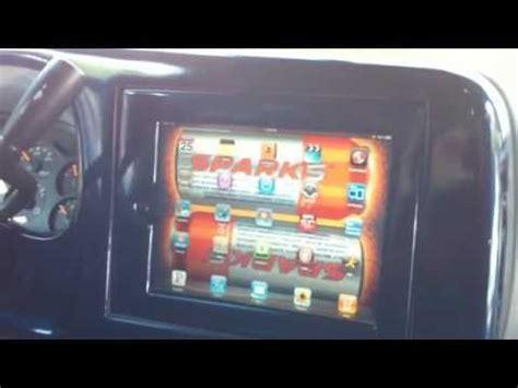 how to install tv in car custom ipad install by best buy installer into silverado
