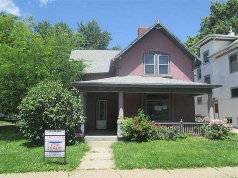 1802 washington st lincoln ne 68502 foreclosed home