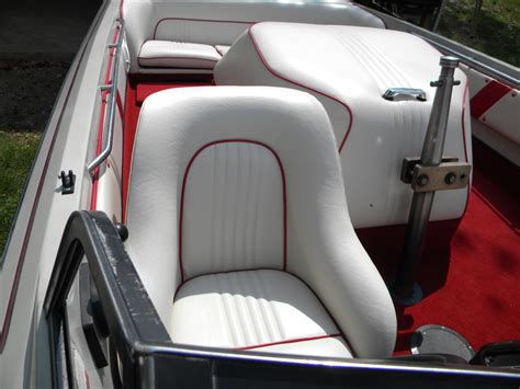 Boat Upholstery by Marine Boat Upholstery Grateful Threads