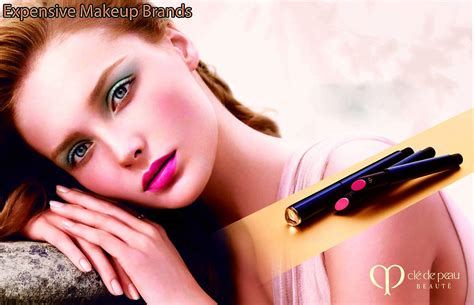 Make Up Brand Makeover top 10 most expensive makeup brands in the world