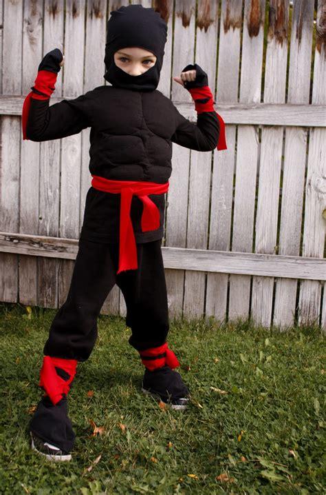 Pattern For A Ninja Costume | ninja costume