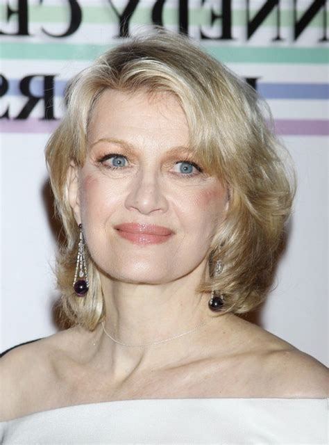 curly hairstyles for short hair for over 70s diane sawyer short wavy hairstyle for women over 60