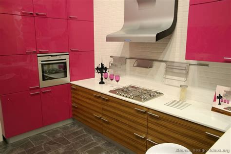 pink kitchens modern pink kitchens pictures cabinets decor designs