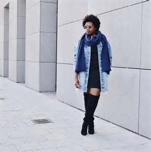 Ootd long denim jacket it s fashion i love