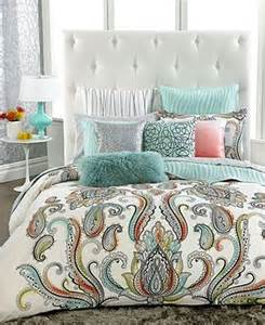 Gallery for gt teal and coral quilt