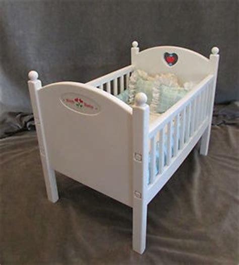 Bitty Baby Crib Crib Bitty Baby Matress Bumper Pillows White Bed American Doll Boy Baby Cribs Boys