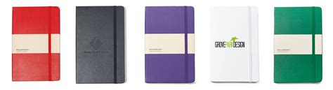 Printed Promotional Moleskine Notebook Quality Branded - custom moleskine notebooks garuda promo and branding