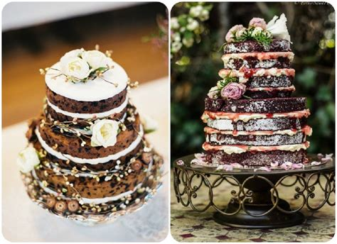 Simple Wedding Cakes for Your Wedding Day, Why Not?»Interclodesigns
