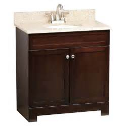 lowes vanity bathroom sink shop style selections broadway espresso undermount single