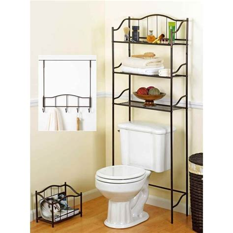 bathroom storage set best bathroom space saver the toilet storage racks