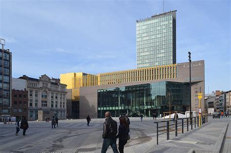 Place Verte by Rive Gauche Charleroi Wikip 233 Dia