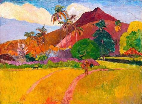 Landscape Artists Work 25 Best Ideas About Paul Gauguin On Html