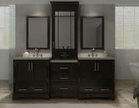 ariel m085d esp stafford 85 inch sink vanity set in