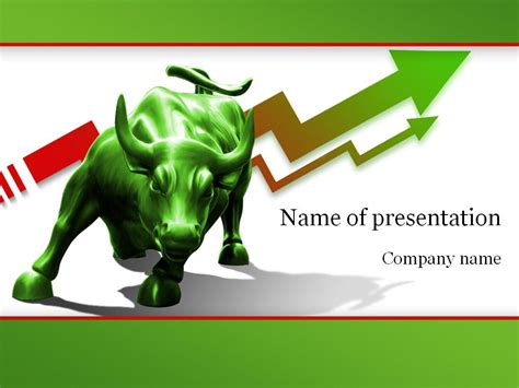 stock market ppt templates free stock market powerpoint template templates