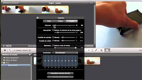 tutorial para imovie tutorial imovie en espa 241 ol 1 de 2 youtube
