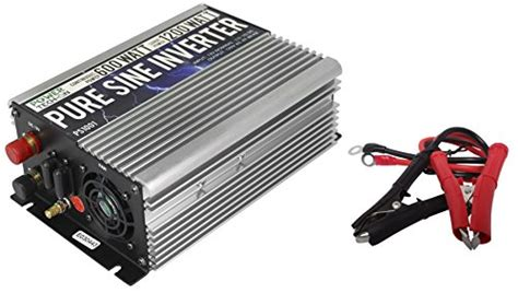 Special Inverter Sine Wave 1200w Merk Suoer Usb Input 12v powertech on advanced technology sine wave inverter 600w continuous 1200w surge 12v dc to