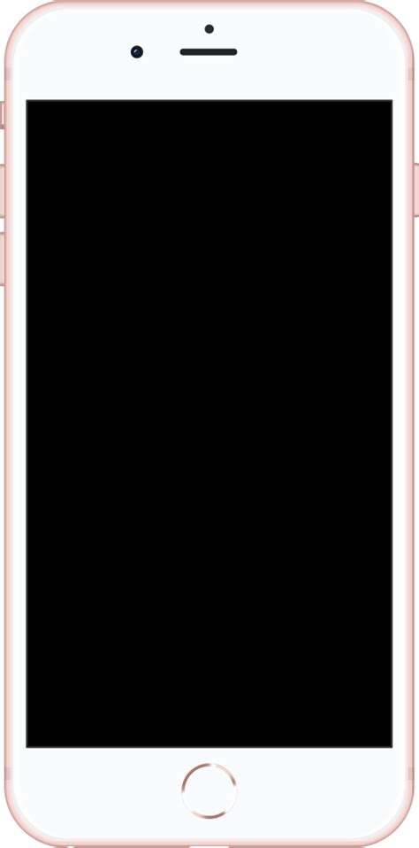 file iphone 6s plus vector svg wikimedia commons