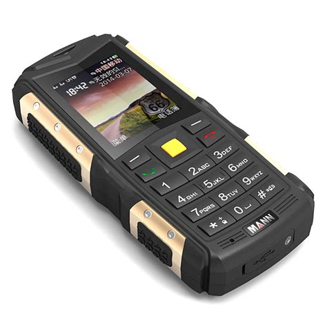 Mann Zug S Ip67 mann zug s ip67 waterproof rugged phone dual sim cards gsm