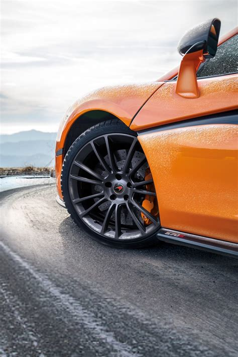 mclaren wheels mclaren launches winter wheel and tire set for sports