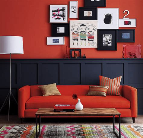 C Cat Merah 5 warna cat rumah keren ini bisa bikin suasana lebih hidup