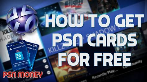 How To Get Money From A Gift Card - how to get psn codes for free psn money gift card youtube