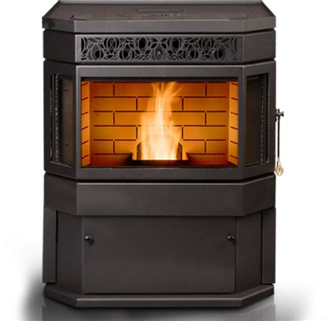 Wood Pellet Stove St Croix Lincoln Pellet Stove Features And Specifications