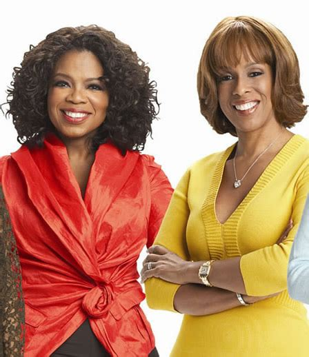 Gayle King Says Oprah Never Uses The N Word by Gayle King S Quotes And Not Much Sualci Quotes