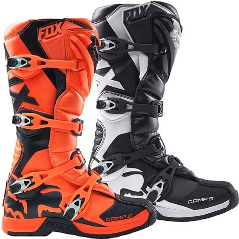 fox motocross boots fox comp 5 2016 mx buy cheap fc moto