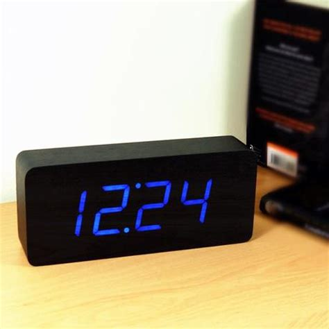 gingko eco innovative led alarm clocks paperblog