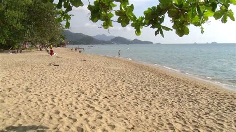 sand beaches white sand beach koh chang youtube