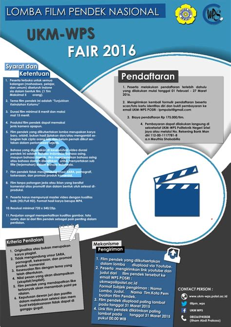 lomba membuat film pendek 2016 lomba film pendek 2016 terbaru online movie for free