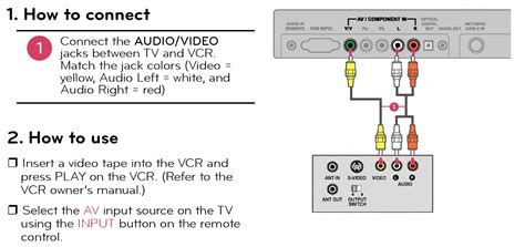 how to connect home theater system to tv 28 images how
