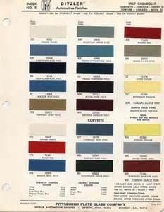 corvette world articles 1967 corvette paint amp color