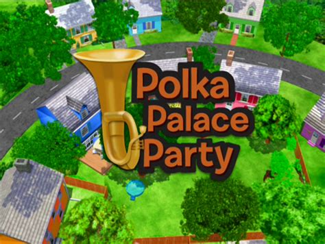 Backyardigans Houses Polka Palace The Backyardigans Wiki Fandom