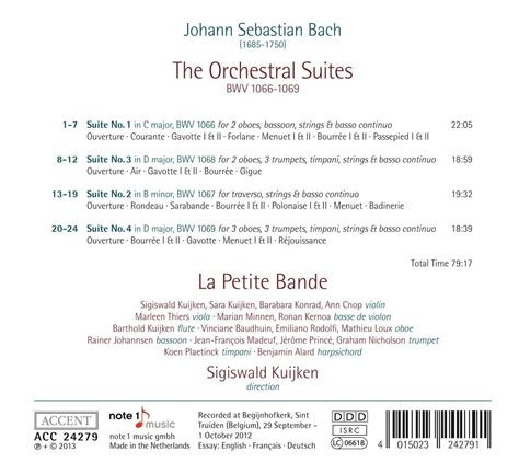 sigiswald kuijken bach s instrumental works discography benjamin alard bach s instrumental works discography