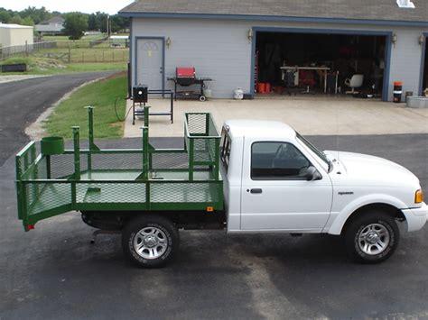 prime truck trailermid size landscape bed