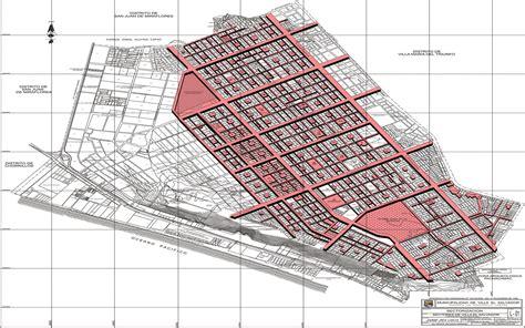 Design Villa mapping villa el salvador peru etruxes architecture